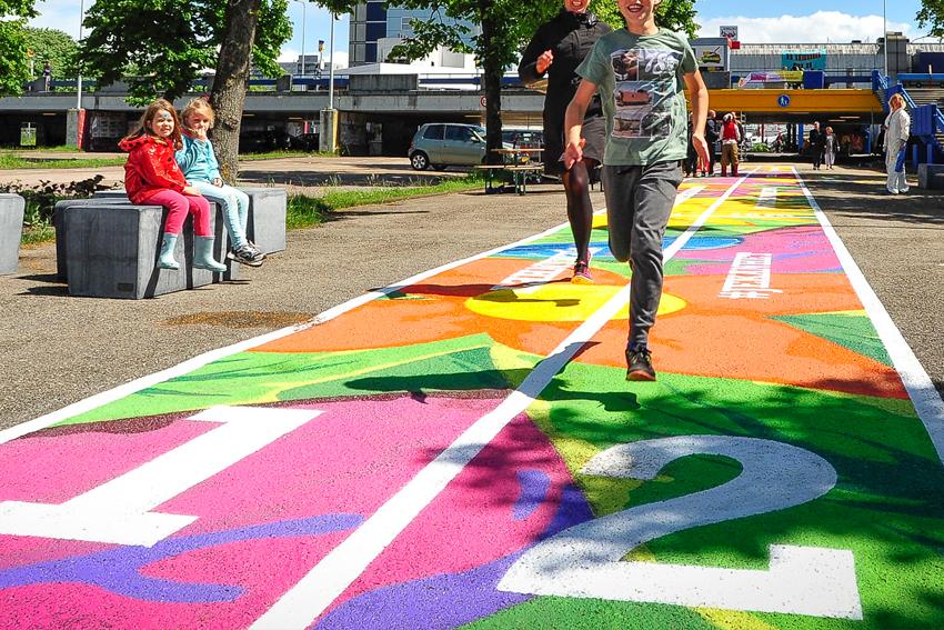street-painting